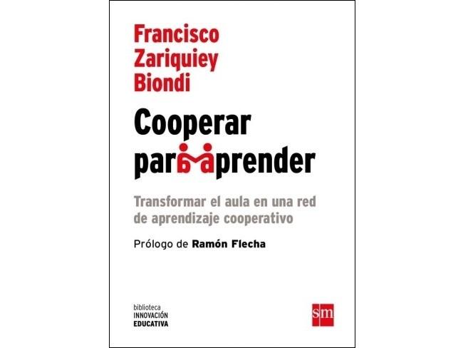 Noticia del lanzamiento de 'Cooperar para aprender'